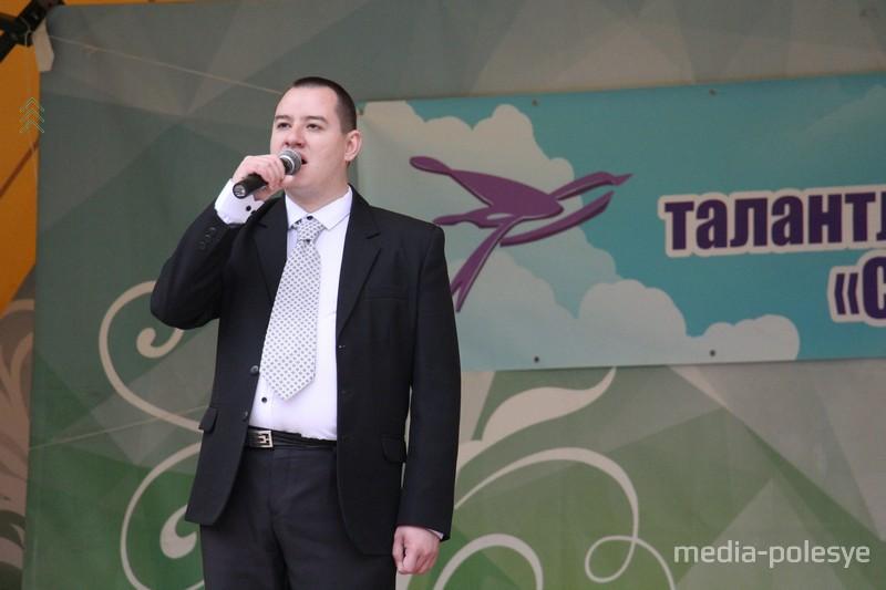 Александр Якубовский приехал на Фестиваль из Минска