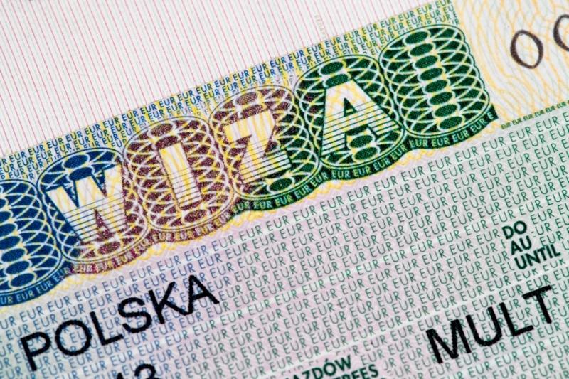 Travel Polish visa