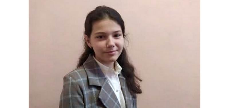 Анна Кудласевич. Фото с сайта Коротичской СШ