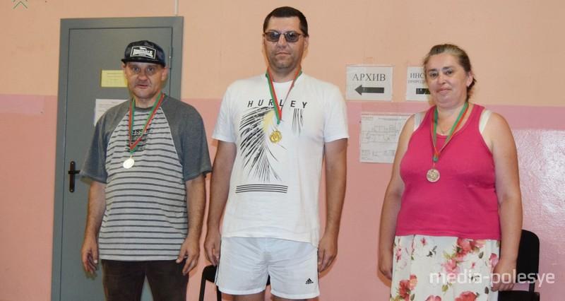 Андрей Букреев, капитан Валерий Пукович, Галина Алексеева