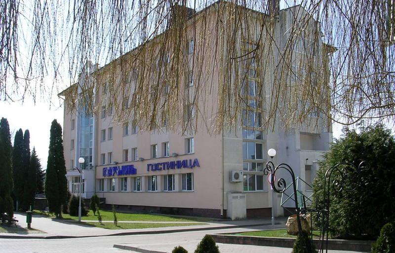 Фото гостиницы с сайта БУТБ