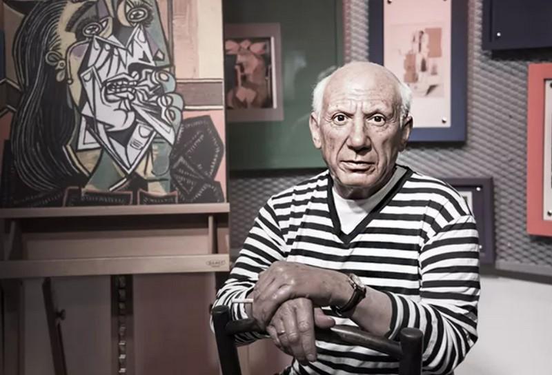 Пабло Пикассо / Фото: interior.ru