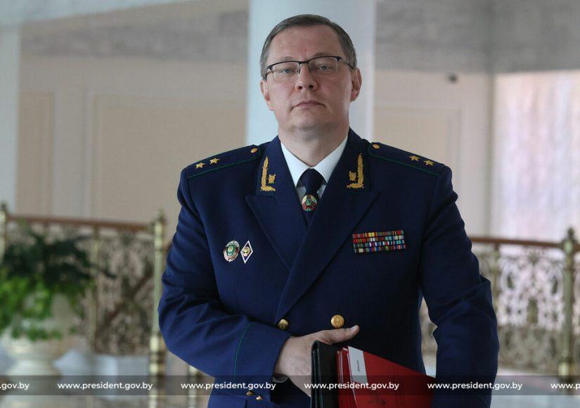 Андрей Швед / Фото: president.gov.by