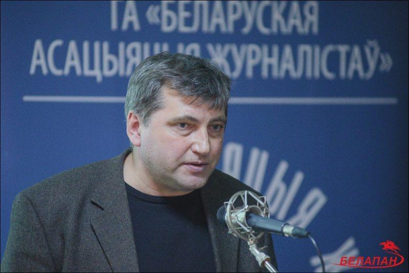Глава БАЖ Андрей Бастунец. Фото: Белапан