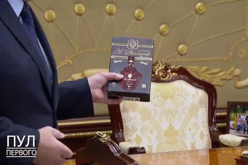 Скриншот видео из телеграм-канала Пул Первого