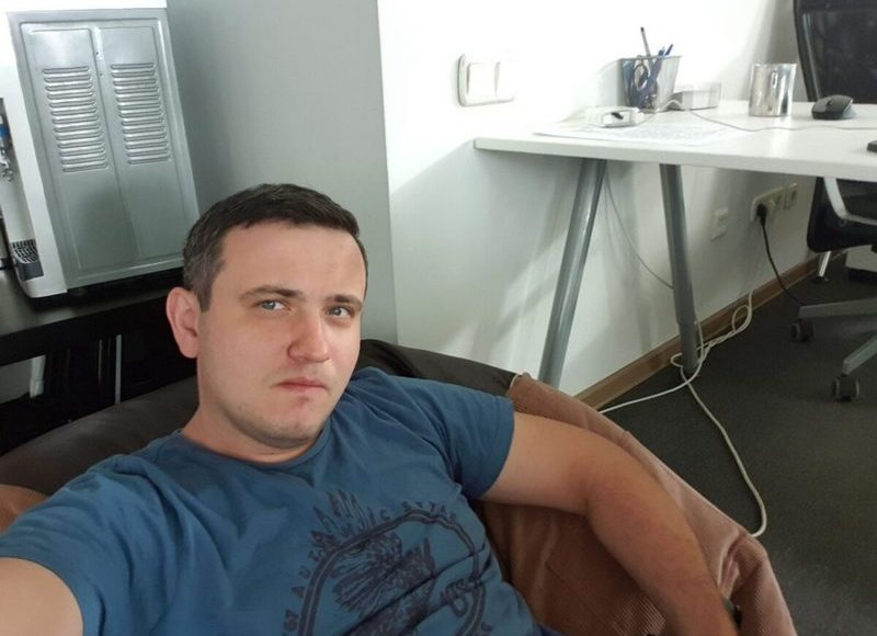 Николай Козлович. Фото из Facebook