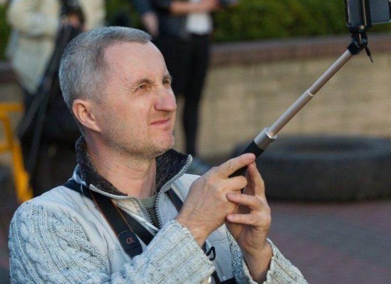 Андрей Кухарчик. Фото: Андрей Рыбачук