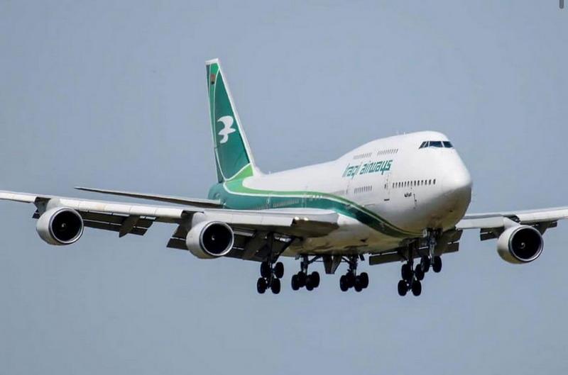 Фото: Iraqi Airways
