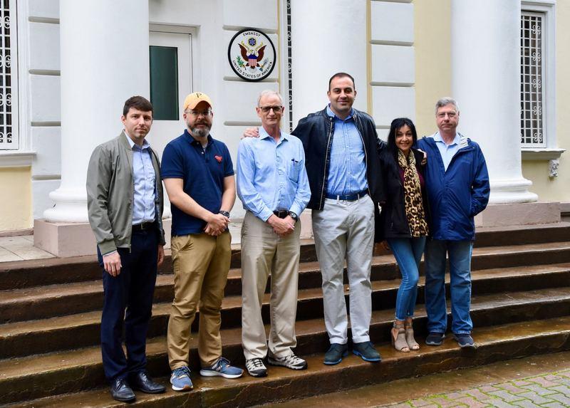 Фото: посольство США в Беларуси