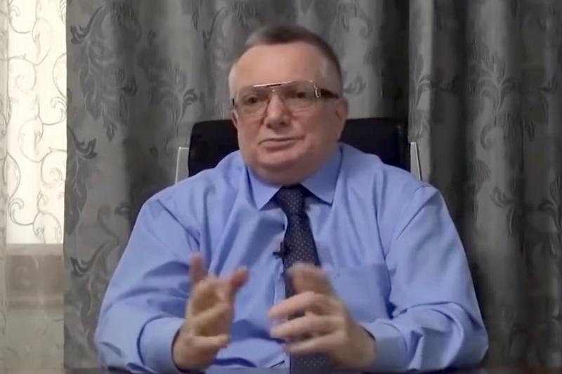 Исфандияр Вагабзаде. Скриншот видео.