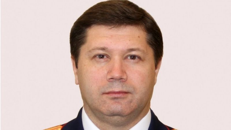 Investigative Committee of Russian Federation