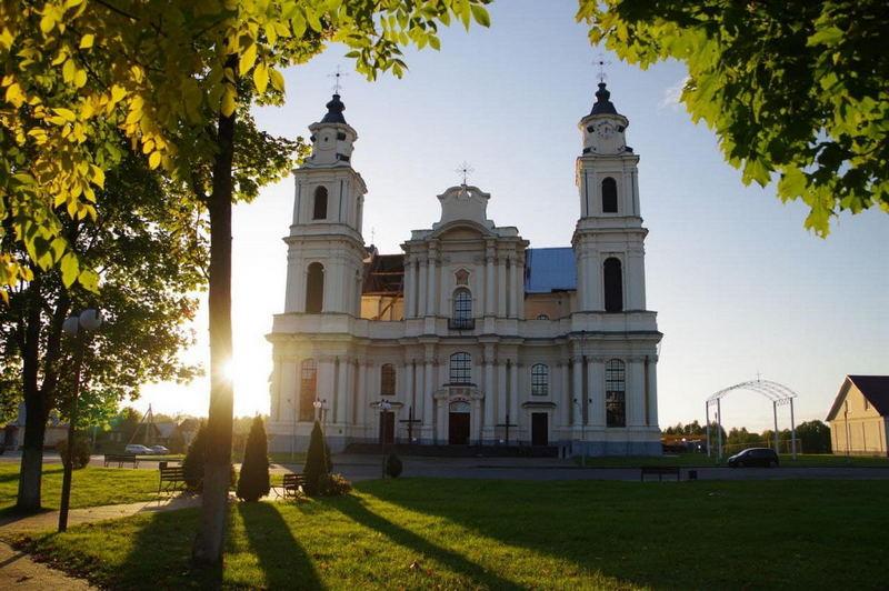 Костел Вознесения Пресвятой Девы Марии в Будславе. Фото: t.me/budslau