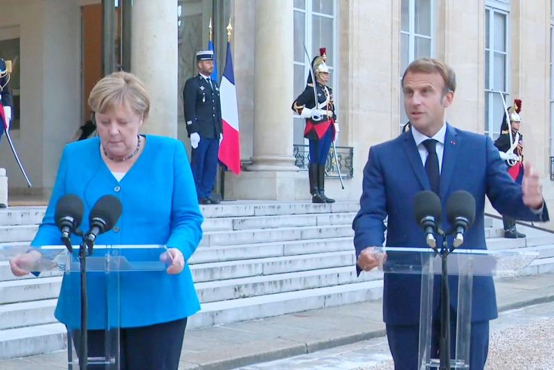 Фото: пресс-служба президента Франция