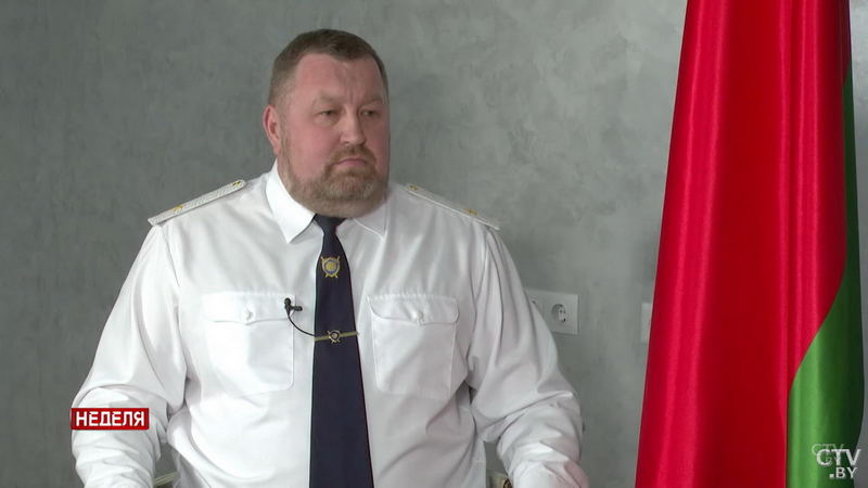 Сергей Паско. Скриншот эфира СТВ
