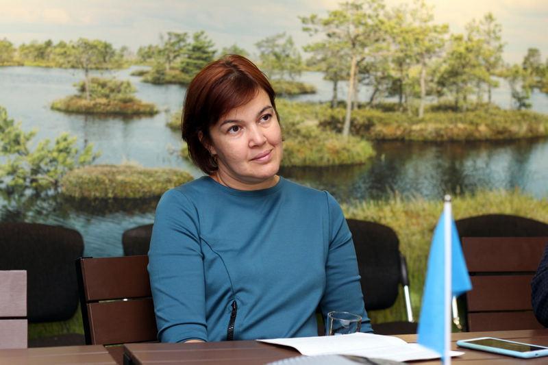 НОВОСТИ Янина Мельникова. Фото: Антон Суряпин.