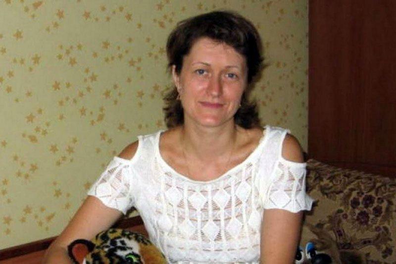 Юлия Рафалович, фото из соцсетей
