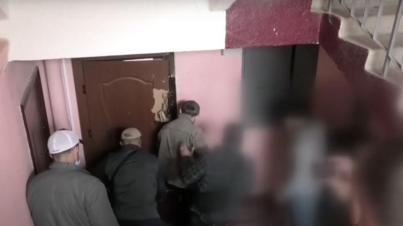 """Ловить """"опасного преступника"""" силовики пришли в гражданском. Фото БелТА"""