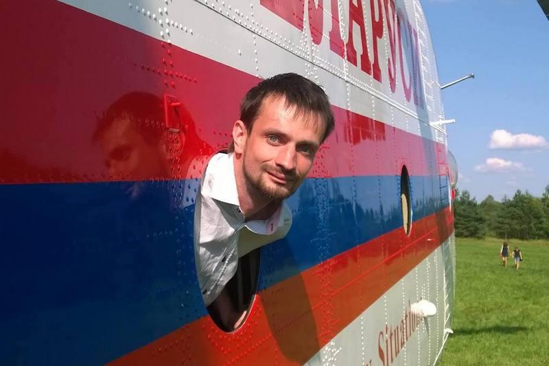 Геннадий Можейко. Фото: @gennadiy.mojeiko