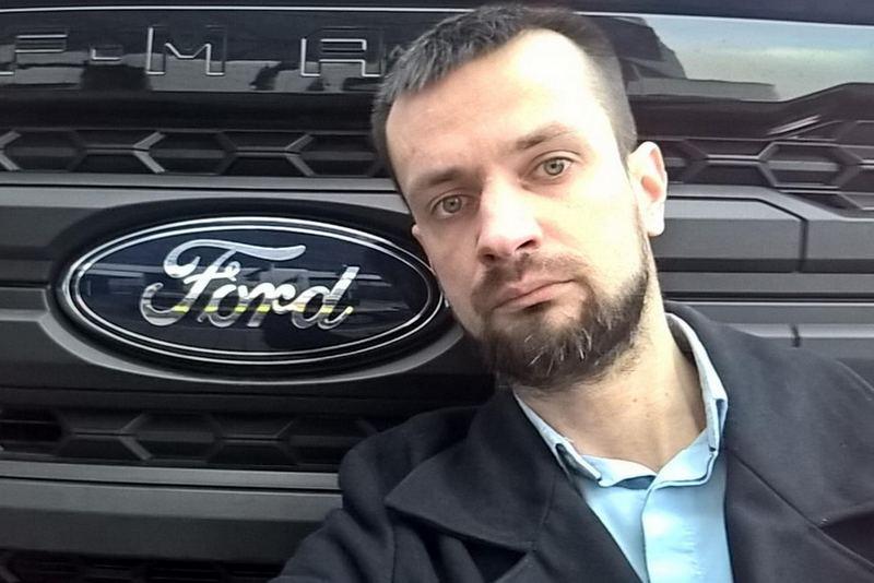 Геннадий Можейко. Фото: Facebook