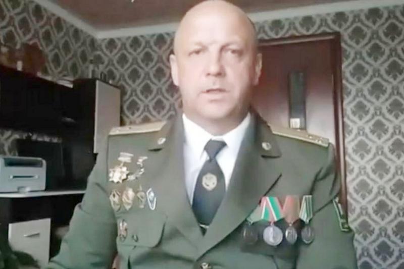 Александр Велесницкий / кадр из видео